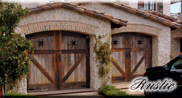 Wood Garage Doors Custom Wood Garage Doors Entry And